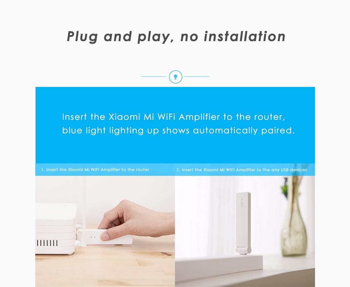 Xiaomi Wifi Repeater Mit 300mbps Extender Amplifier Version 2 Kommentarbild Von Gast